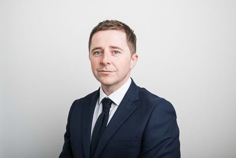 Trevor Hall, serious injury solicitor for Thompsons Solicitors in Newcastle
